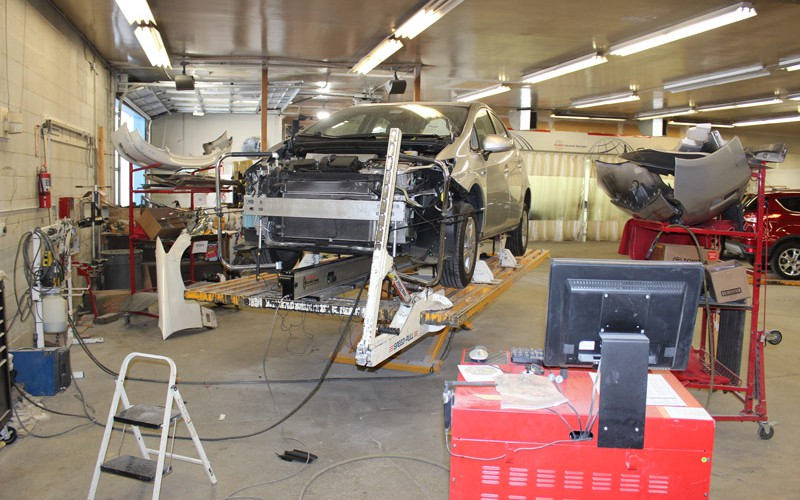 We work on all vehicle makes and models.